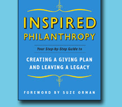 Inspired Philanthrophy Book Cover